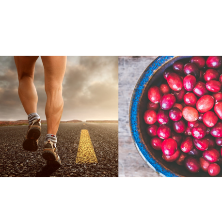 running healthy food